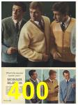 1965 Sears Fall Winter Catalog, Page 400