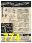 1965 Sears Fall Winter Catalog, Page 774