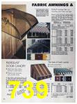 1989 Sears Home Annual Catalog, Page 739