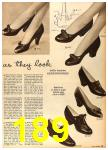 1958 Sears Fall Winter Catalog, Page 189