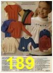 1980 Sears Fall Winter Catalog, Page 189