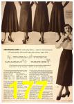 1949 Sears Spring Summer Catalog, Page 177