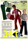 1974 Sears Spring Summer Catalog, Page 341