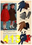 1962 Sears Fall Winter Catalog, Page 413
