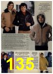 1980 Sears Fall Winter Catalog, Page 135