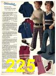 1973 Sears Fall Winter Catalog, Page 225