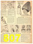 1949 Sears Spring Summer Catalog, Page 807