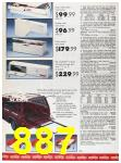 1989 Sears Home Annual Catalog, Page 887