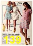 1974 Sears Spring Summer Catalog, Page 139