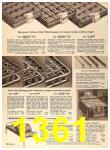 1960 Sears Fall Winter Catalog, Page 1361