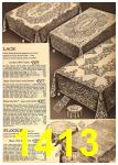1962 Sears Fall Winter Catalog, Page 1413