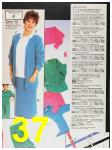 1987 Sears Spring Summer Catalog, Page 37