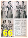 1957 Sears Spring Summer Catalog, Page 66