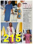 1988 Sears Spring Summer Catalog, Page 215