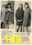 1968 Sears Fall Winter Catalog, Page 159