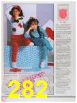 1986 Sears Fall Winter Catalog, Page 282