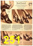 1940 Sears Fall Winter Catalog, Page 251
