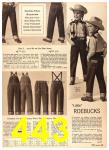1960 Sears Fall Winter Catalog, Page 443