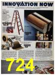 1985 Sears Spring Summer Catalog, Page 724