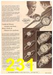1963 Sears Fall Winter Catalog, Page 231