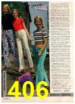 1972 Montgomery Ward Spring Summer Catalog, Page 406