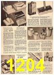 1960 Sears Fall Winter Catalog, Page 1204