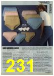 1979 Sears Fall Winter Catalog, Page 231