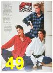 1985 Sears Fall Winter Catalog, Page 49