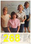 1964 Sears Spring Summer Catalog, Page 268