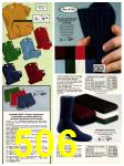 1978 Sears Fall Winter Catalog, Page 506