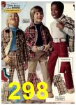 1975 Sears Fall Winter Catalog, Page 298
