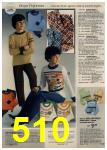 1979 Sears Fall Winter Catalog, Page 510