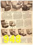 1956 Sears Fall Winter Catalog, Page 948