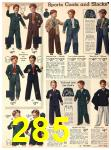 1942 Sears Spring Summer Catalog, Page 285