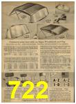 1962 Sears Spring Summer Catalog, Page 722