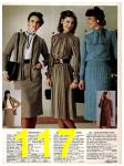 1982 Sears Fall Winter Catalog, Page 117
