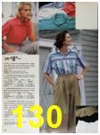 1991 Sears Spring Summer Catalog, Page 130