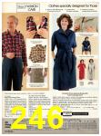1982 Sears Fall Winter Catalog, Page 246