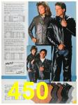 1986 Sears Spring Summer Catalog, Page 450
