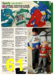 1988 JCPenney Christmas Book, Page 61