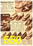 1940 Sears Fall Winter Catalog, Page 550