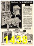 1972 Sears Fall Winter Catalog, Page 1438