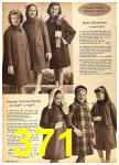 1962 Sears Fall Winter Catalog, Page 371