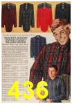 1963 Sears Fall Winter Catalog, Page 436