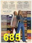 1972 Sears Fall Winter Catalog, Page 685