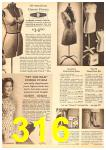 1962 Sears Fall Winter Catalog, Page 316