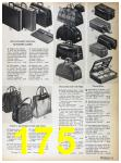 1967 Sears Fall Winter Catalog, Page 175