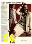 1974 Sears Spring Summer Catalog, Page 58