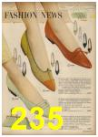 1962 Sears Spring Summer Catalog, Page 235