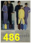1984 Sears Spring Summer Catalog, Page 486